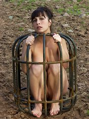 Locked into tight confinement